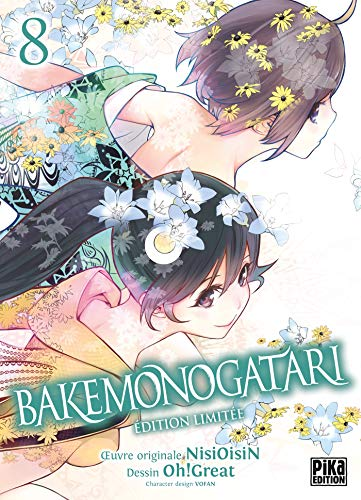 Bakemonogatari T08 Edition limitée