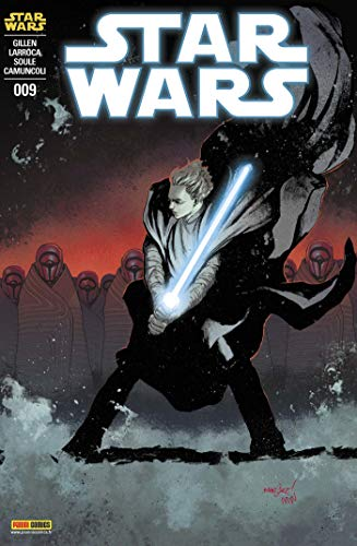 Star Wars n°9 (Couverture 1/2)