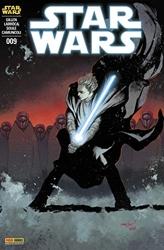 Star Wars n°9 (Couverture 1/2) d'Emilio Laiso