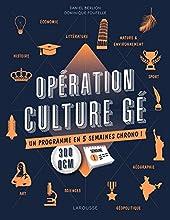 OPERATION CULTURE GE ! de Daniel Berlion