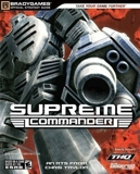Supreme Commander Official Strategy Guide (Official Strategy Guides) by BradyGames (15-Feb-2007) Paperback - Brady Games (15 Feb. 2007) - 15/02/2007