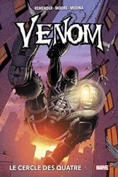 Venom (2011) T02 - Le cercle des quatre de Tony Moore
