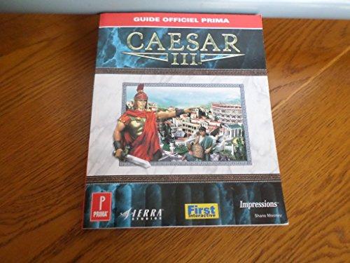 Caesar III, le guide de jeu