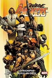Savage Avengers T01 - Le triomphe de Kulan Gath de Mike Deodato Jr.