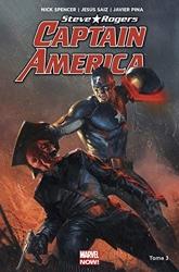 Captain America : Steve Rogers - Tome 03 de Javier Pina