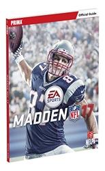 Madden NFL 17 - Prima Official Guide de Daniel Herrera