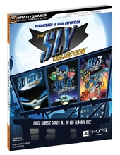 The Sly Collection Official Strategy Guide de BradyGames