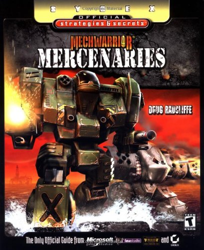 MechWarrior 4 Sybex Official Strategies