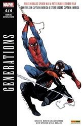 Marvel Générations n°4 de Brian Michael Bendis