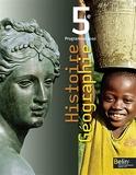 Histoire Géographie 5e 2010 - Manuel élève (grand format)