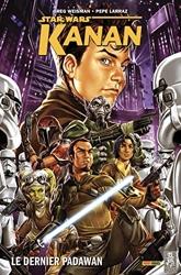 Star Wars - Kanan - Le dernier Padawan de Greg Weisman