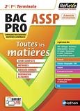 Toutes les matières BAC PRO ASSP 2de / 1ère / Term - Réflexe - 2022 (14)