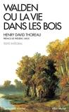 Walden ou la vie dans les bois (Spiritualités vivantes Poche t. 306) - Format Kindle - 8,99 €