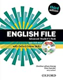 English file - Advanced: student's book with itutor and onlin