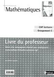 Mathématiques - CAP Tertiaire - Groupement C - Nathan - 14/06/2010