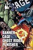 Banner/Cage/Punisher par Richard Corben