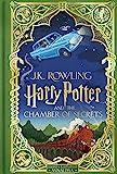 Harry Potter et la chambre des secrets - Illustré par MinaLima