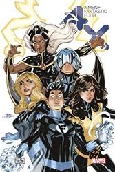 X-Men/Fantastic Four 4X de Chip Zdarsky