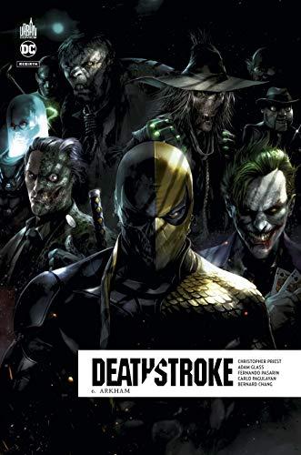 Deathstroke Rebirth