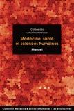 Médecine, santé et sciences humaines - Manuel