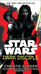 Star Wars - Dark disciple de Christie Golden
