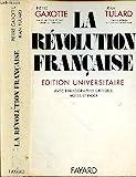 La Révolution française - Fayard - 01/12/1975