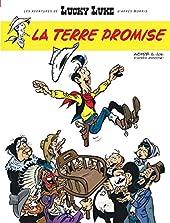 Les Aventures de Lucky Luke d'après Morris - Tome 7 - La Terre promise de Jul