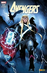 Avengers N°09 d'Ed McGuinness