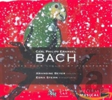 C.P.E. Bach - Sonates pour violon et pianoforte