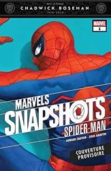 Marvels Snapshots T02 - Captures d'écran de Barbara Kesel