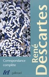 Œuvres complètes, VIII:Correspondance 1, 2 de René Descartes