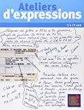 Ateliers d'expression 5 a 13 ans