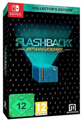 Flashback 25th Anniversary Collector's Edition pour Nintendo Switch