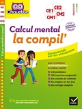 Calcul mental du CE1 au CM2 - Hatier - 10/05/2017