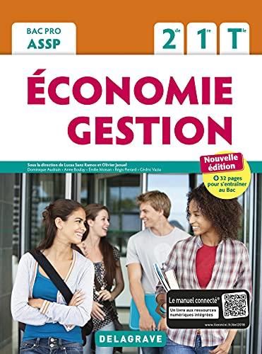Économie Gestion 2de, 1re, Tle Bac Pro ASSP (2018)