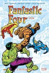 Fantastic Four - L'intégrale 1976 (T15) de Roy Thomas