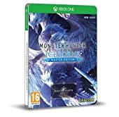 Monster Hunter World - Iceborne - Master Steelbook Edition - Exclusivité