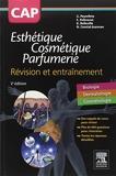 CAP Esthétique Cosmétique Parfumerie. Révision et entraînement - Se Preparer A L Epreuve Ep3 - Elsevier Masson - 25/03/2015