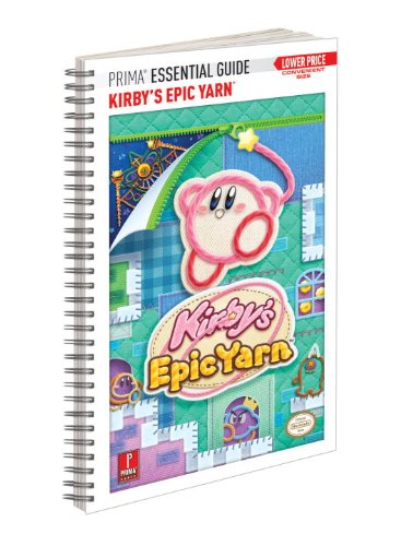 Kirby's Epic Yarn - Prima Essential Guide