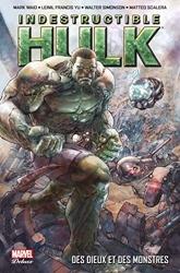 Indestructible Hulk - Tome 01 de Leinil Yu