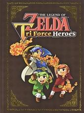 The Legend of Zelda - Tri Force Heroes Collector's Edition Guide de Prima Games