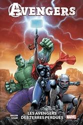 Les Avengers des terres perdues de Jonas Scharf