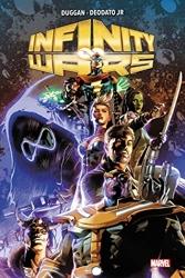Infinity Wars de Mike Deodato Jr