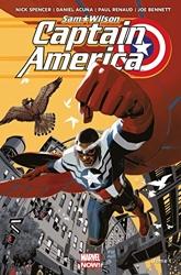 Captain America - Sam Wilson T01 de Daniel Acuña