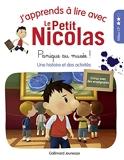 J'apprends à lire avec Le Petit Nicolas • Panique au musée ! • Milieu CP