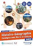 Histoire Géographie EMC 1ère Bac pro - Manuel élève, édition 2021