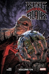 King in Black T01 - Edition collector - Compte ferme de Donny Cates