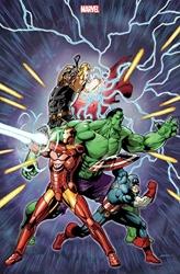 Avengers N°02 - Variant Angoulême de Jason Aaron