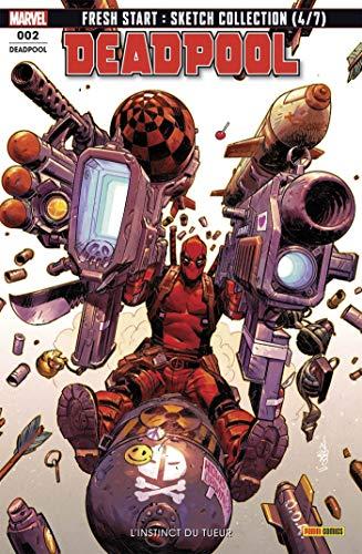Deadpool (fresh start) n°2