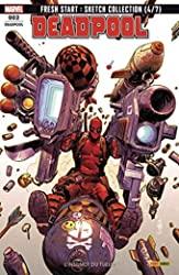 Deadpool (fresh start) n°2 de Skottie Young